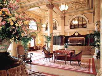 Willard Inter-Continental Washington DC Main Lobby